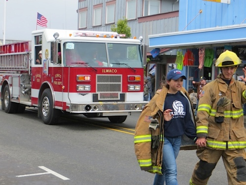 Ilwaco Volunteer Fire Department
