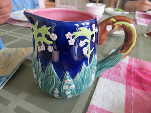 creamer: an estate sale find