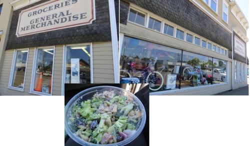 Jack's deli: delicious brocolli salad