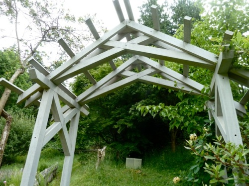 Allan's photo of an arbour