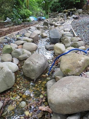 Judge Goelz built this stream.