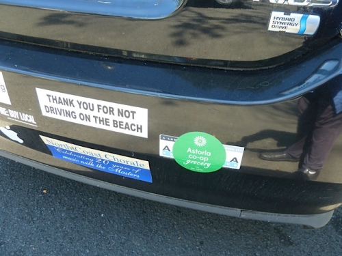 I SOO dislike beach driving except for litter clean up and surf rescue.