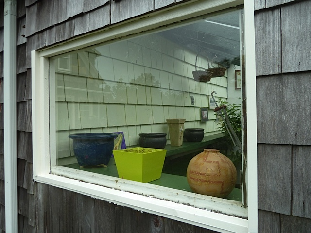 the lean to greenhouse
