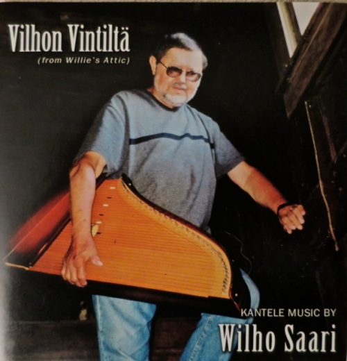 Allan bought Wilho's CD