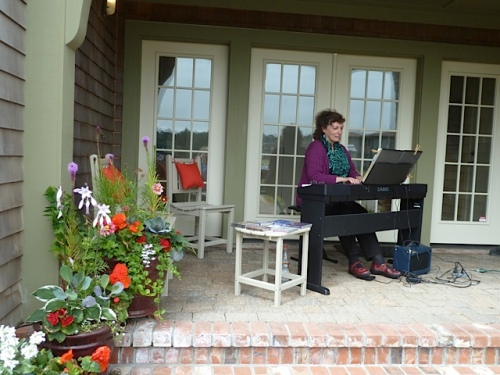 musician Jennifer Goodenberger