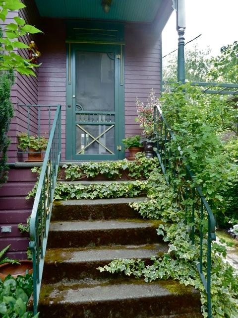 Allan's photo: front porch