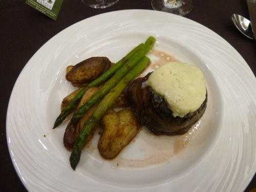 Allan's steak