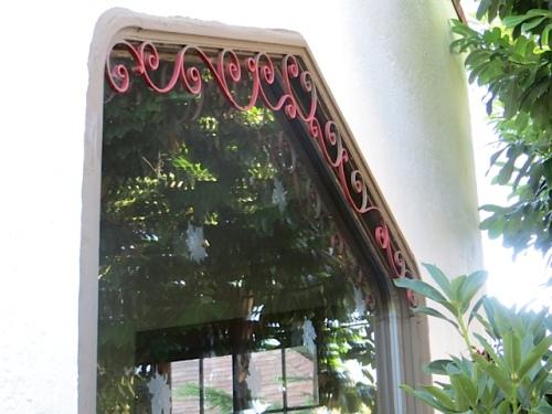 a window detail