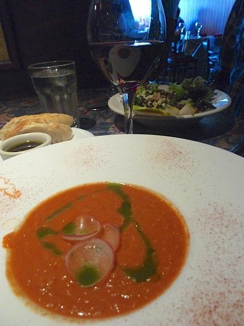 borscht and Pinot Noir