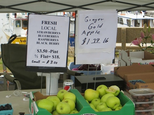 apples with an enticing name