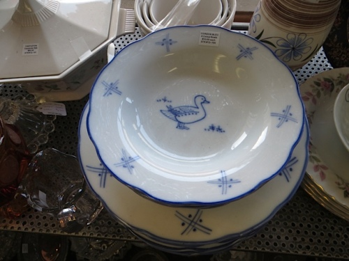 I especially liked these duck dishes.