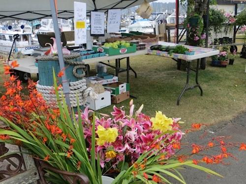 more market flowers