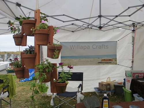 pot hanger from Willapa Crafts