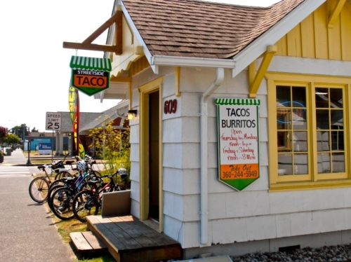 Streetside Taco (Allan's photo)