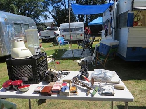 vintage campsite sale