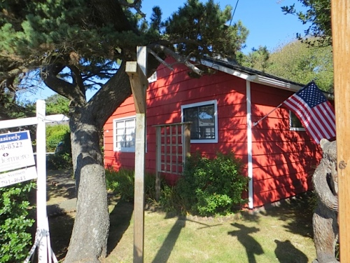 Clark Cabin is for sale.
