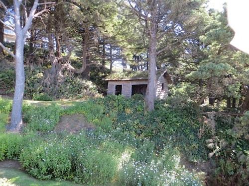 the original woodshed
