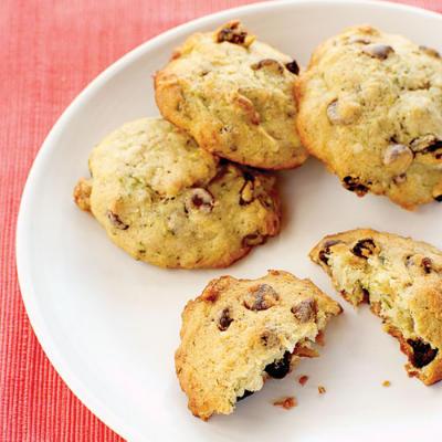 Nancy's zucchini cookies