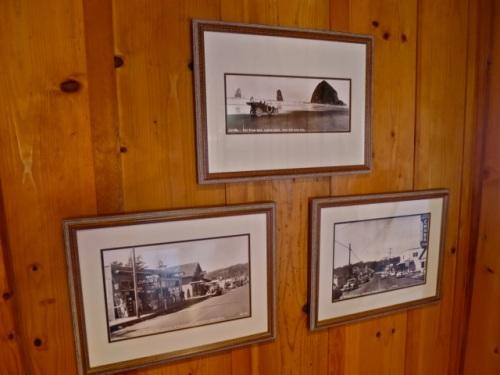 Allan's photo of historic photos