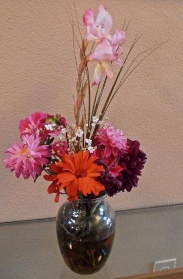 flowers, Allan's photo