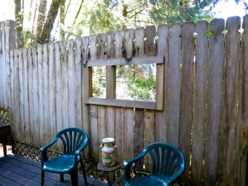 Allan's photo: back porch