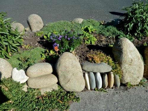 a stone garden, Allan's photo