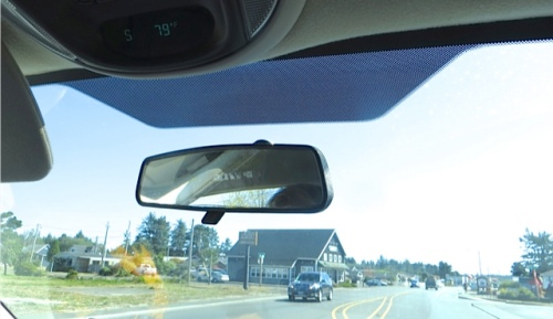 It was 79 degrees, much too hot for our comfort, as we headed south toward Long Beach and Ilwaco.