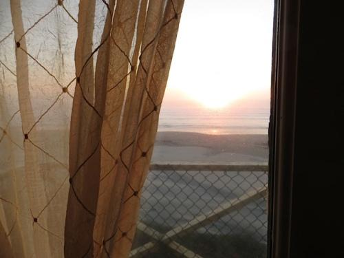 the view from Colette's balcony door.