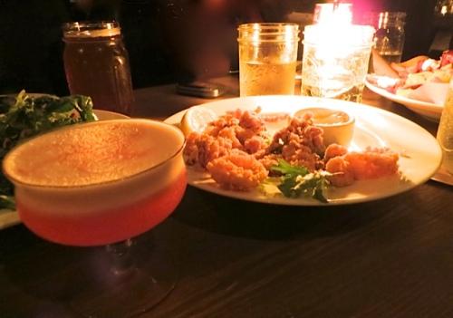 and calamari