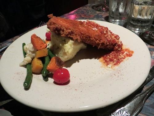 Allan's parmesan chicken