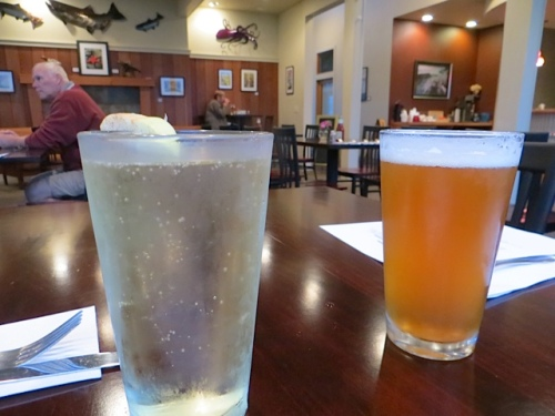delicious hard cider and beer