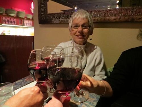 a toast to Jill