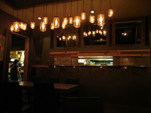 lights, quite lovely, eh?