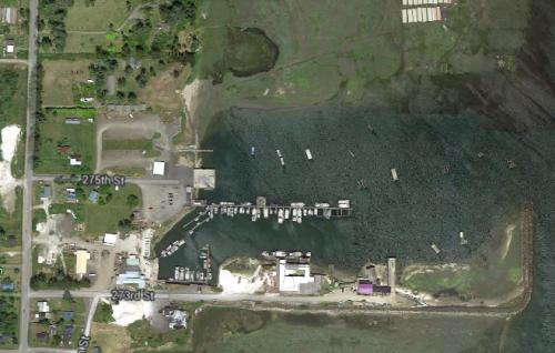 Port of Peninsula, Nahcotta
