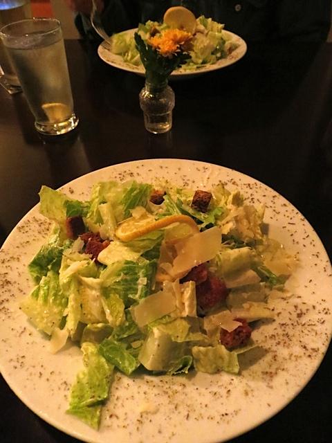 Caeser salads