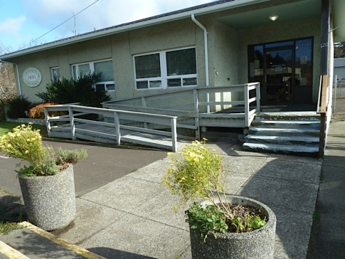 Ilwaco City Hall