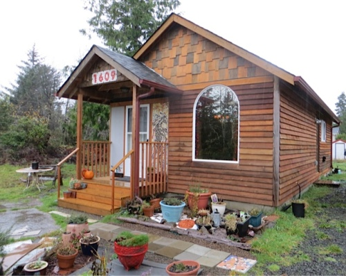 600 square foot cottage