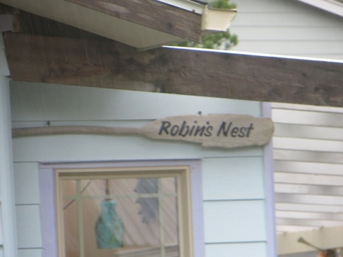 detail: Robin's Nest