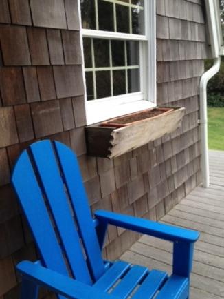 A frame deck