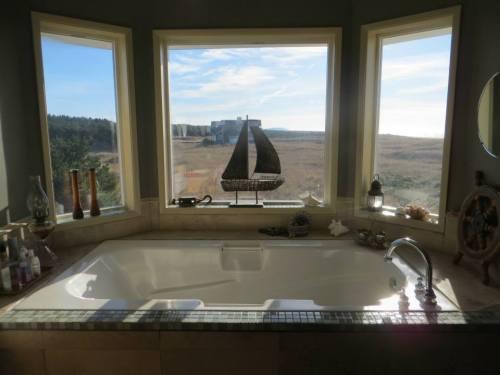 the SW bedroom's amazing bath