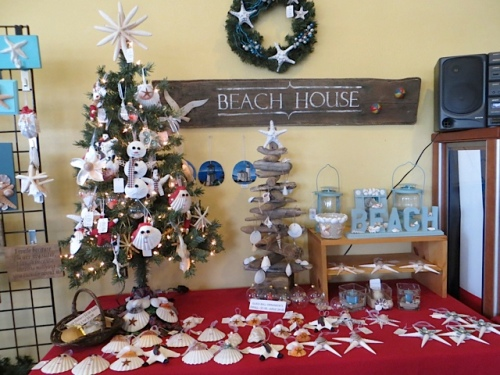 beachy decorations