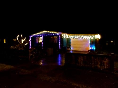 our house (Allan's photo)