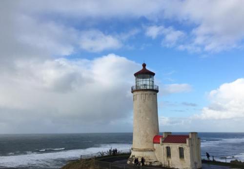 North Head Lighthouse, photo by Sonya Reasor