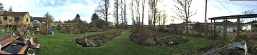 I tried out the panorama feature in my new-ish iPhone.