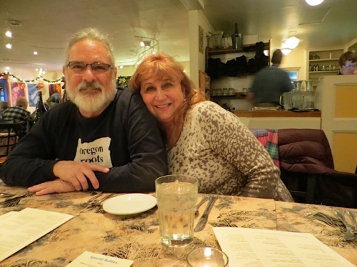 I took one of Bill and Susie of the Boreas Inn
