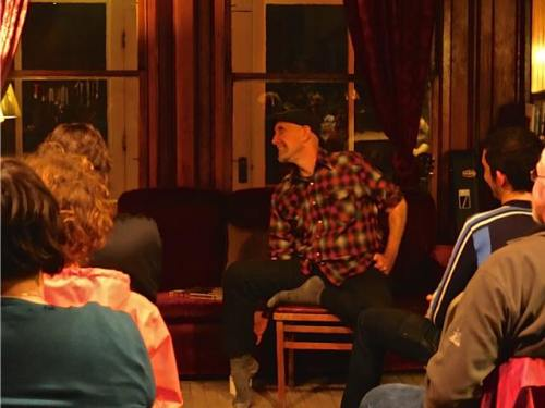 Bruce Pavitt (Allan's photo)
