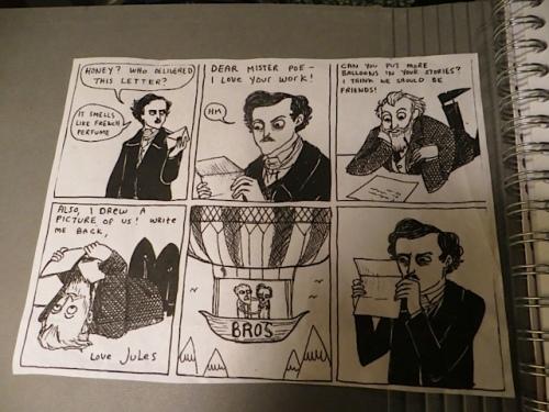Verne journal art