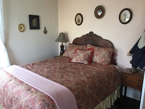 Dickinson room