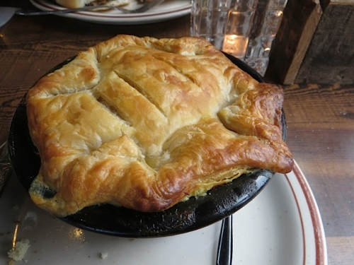 Celtic Curry Pie