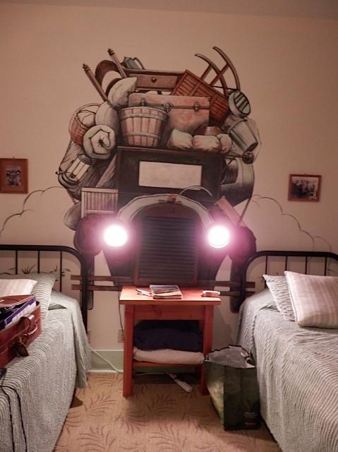 The John Steinbeck room